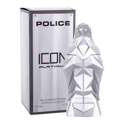 Police Icon Platinum EDP 125ml Uraknak