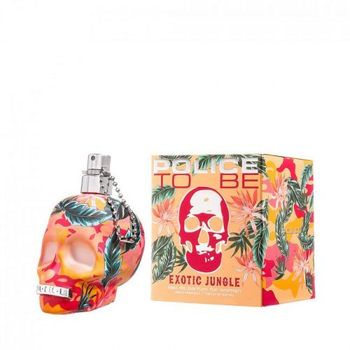 Police To Be Exotic Jungle for Woman EDP 75ml