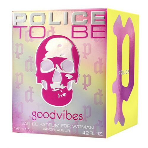 Police To Be Goodvibes EDP 125ml Hölgyeknek