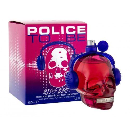 Police To Be Miss Beat EDP 125ml Hölgyeknek