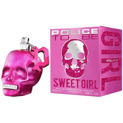 Police To Be Sweet Girl EDP 40ml Hölgyeknek