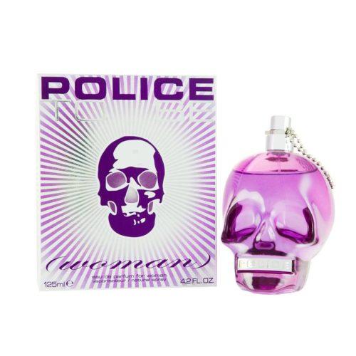 Police To Be Woman Eau De Parfum Hölgyeknek 125 ml