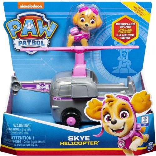 Spin Master Mancs Őrjárat Skye helikoptere figurával