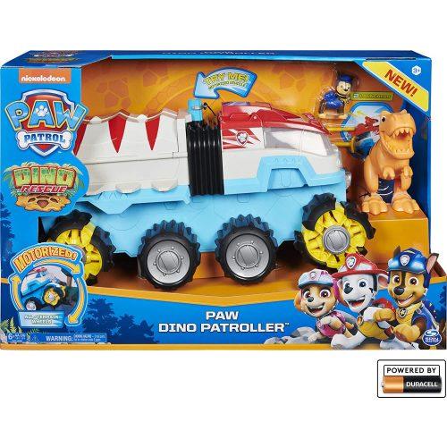 Spin Master Mancs őrjárat – Dino nagy terepjáró teherautó