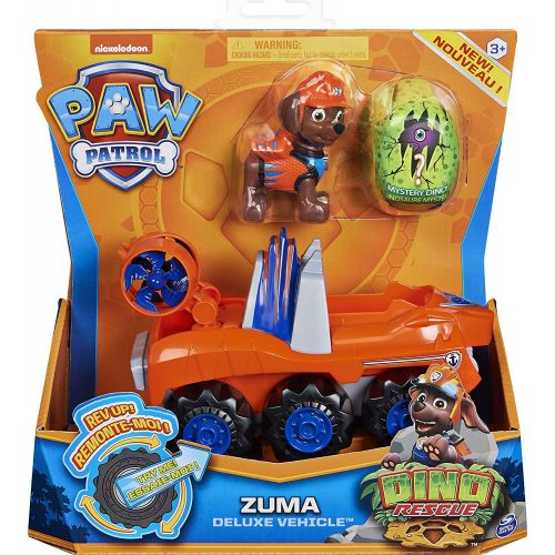 Spin Master Mancs őrjárat Dino Rescue – Zuma