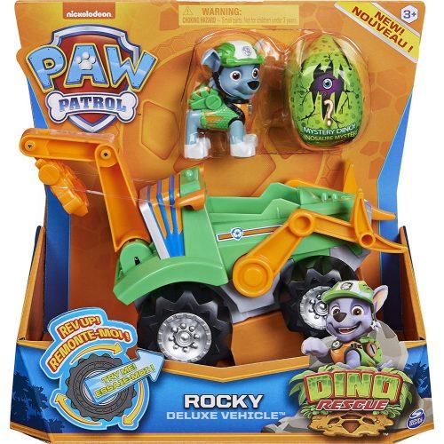 Spin Master Mancs őrjárat Dino Rescue – Rocky