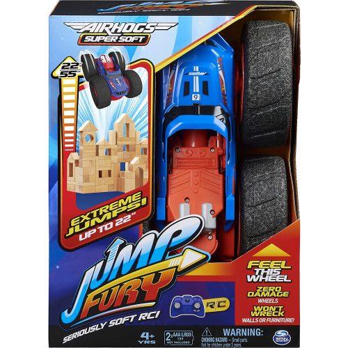 Spin Master Air Hogs Super Soft Jump Fury távirányítós autó