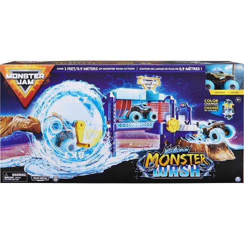 Spin Master Monster Jam autómosó pályaszett 1:64