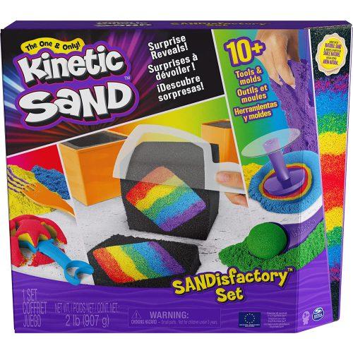 Spin Master Kinetic Sand fantasztikus játékkészlet