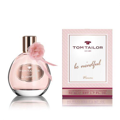 Tom Tailor Be Mindful Woman Eau De Toilette Hölgyeknek 30 ml