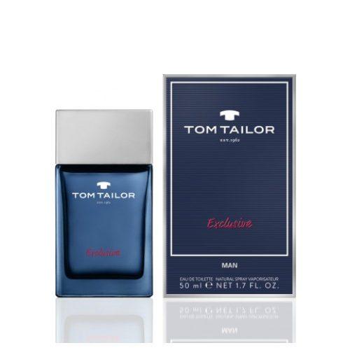 Tom Tailor Exclusive Man Eau De Toilette Uraknak 50 ml