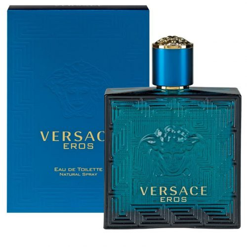 Versace Eros Eau De Toilette Uraknak 100 ml