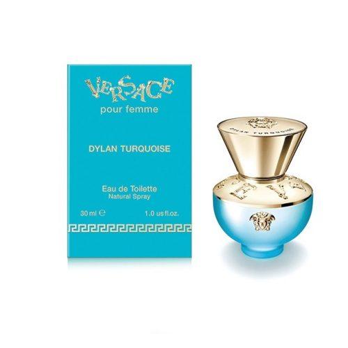 Versace Dylan Turquoise  Eau De Toilette Hölgyeknek 50 ml